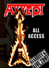 Axxept - Restless & Live 2007